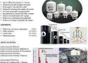 Purificadores de aceite lubricante / filtracion industrial