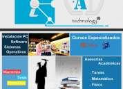 clases, tutorías y tareas     clases de computación para todas las ed