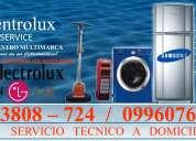 Centrolux  servicio tecnico especializdo para electrodomesticos en general,