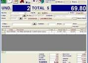 Venta de software-sistema de inventarios facturacion contabilidad