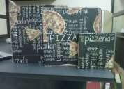 Cajitas para pizzas