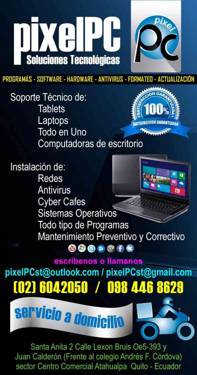 Soporte Técnico Reparación De Computadoras Pc Laptops ... - photo#43