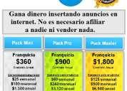 Franquicias de publicidad online