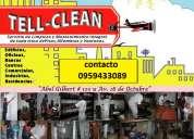 Servicio de limpieza y mantenimientos de edificaciones