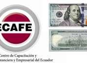 Curso de cajeros bancarios - comerciales