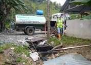 Limpieza de pozos septicos