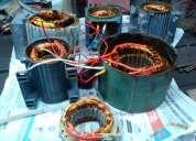 Mantenimiento industrial y rebobinado de motores electricos