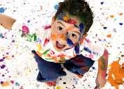 Arte y motricicdad para niños!!