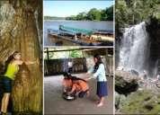 Tour misahuallí - cavernas jumandy $ 149, 3 días