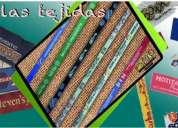 Grupo aplik - etiquetas tejidas estampadas