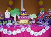 Cotillon local de fiestas infantiles, baby shower