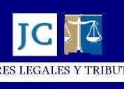 asesoria legal, contable, financiera y tributaria
