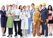 Oportunidades trabajo petróleo y gas sector