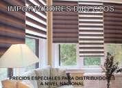 Cortinas triple shade, zebras, roller, romanas, paneladas