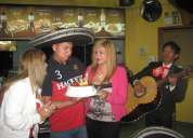 En todo el sur de quito mariachi tenampa 40$ llama 0983131388