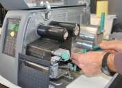 Servicio tecnico de equipos zebra en ecuador 026041867 - 022444358