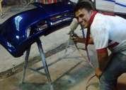 Maestro pintor de vehiculos