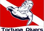 Cursos de buceo con licencia padi