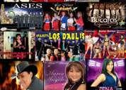 Charnoba producciones y reality  mega eventos