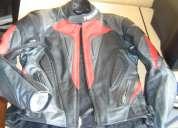 Vendo traje de moto marca tecnik