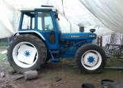 Vendo tractor agricola ford 7810 new holland