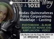 Fotografo profesional  photobooth