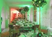 La mansion del dean eventos y recepciones
