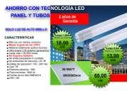 Tubos led baratos en ecuador (nueva generación)