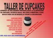 Cupcake curso de elaboraciÓn y decoraciÓn