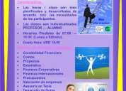 Profesor Financiero Contador Publico Auditor CPA Master in Business Administration MBA en Quito