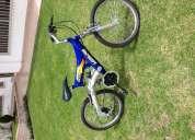 Bicicleta semi nueva !!! $60