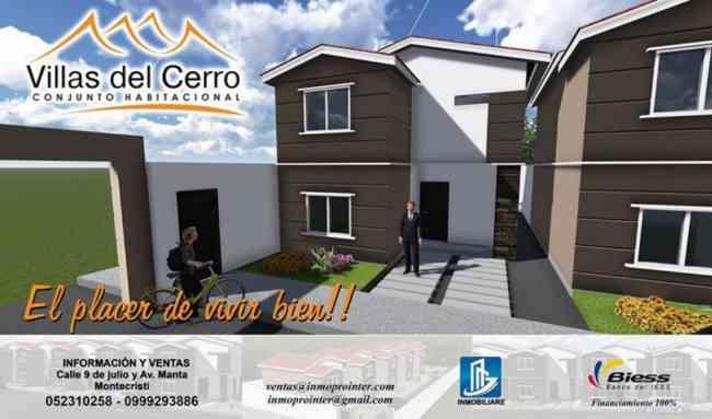 Casas de venta en montecristi