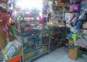 Vendo de oferta un bazar y papeleria