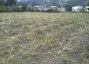 Terereno de 1023 m2 en la parroquia de uyumbicho canton mejia