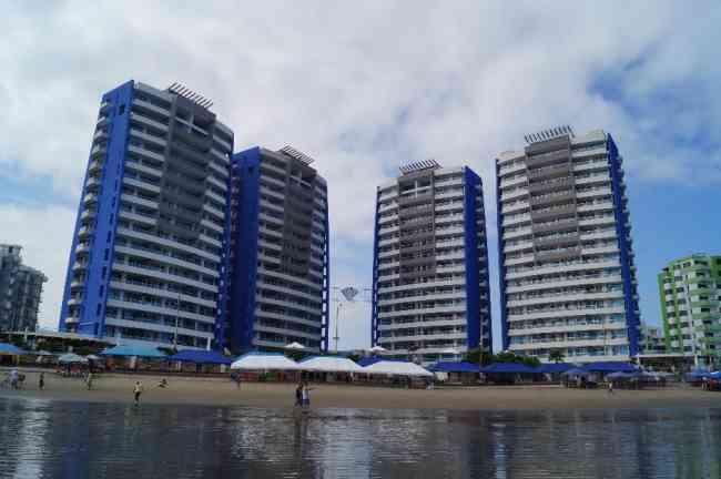 Diamond Beach, rento departamento de tres dormitorios vistas al mar