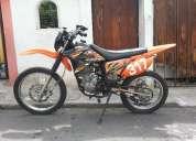 Vendo sukida 250cc aňo 2011