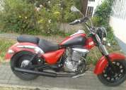 Linda moto pandillera terminator cc 250