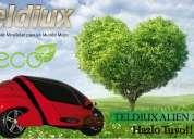 Vendo vehículos marca teldiux