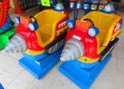 Carritos mecánicos para niños venta