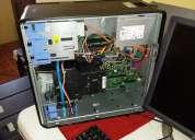Computadoras super buenas para cyber, oficina o estudiante