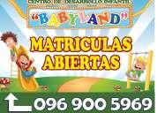 Centro de desarrollo infantil babyland