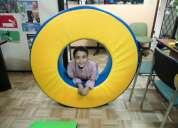 CÍrculos en esponja para niÑos
