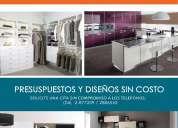 Madefin (cocinas, baños, closets, oficinas y muebles de tv y personalizados)