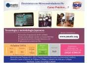 $60 curso de electrÓnica con microcontroladores