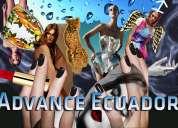 Anfitrionas y productoras de eventos de belleza y cosmetologia