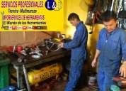 servicios profesionales l&f  ''técnico multimarcas''   e  imporservices de herramientas  el mun