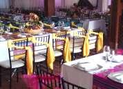 Catering y eventos casa del buffet