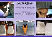 House clean lavdo y limpieza de muebles, colchones y mas
