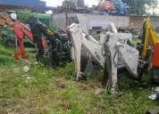 Vendo retroexcavadora universal tractor agricola