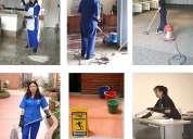 Servicio de limpieza en general 0984440546